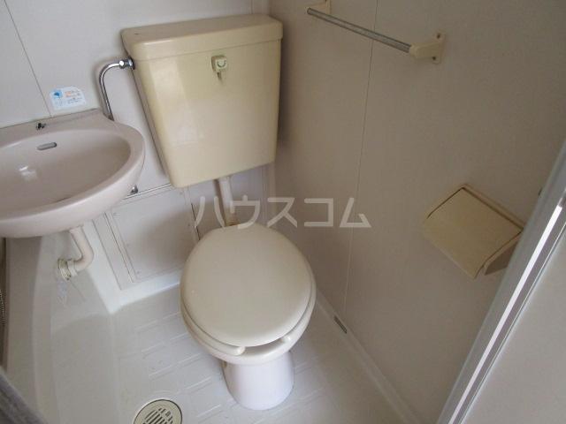 アドアビレッヂ 105号室のトイレ