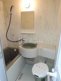 シティハイム松木 205号室の風呂