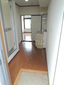 シティハイム松木 205号室の玄関