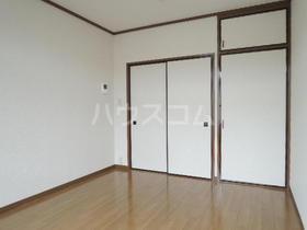 シティハイム松木 205号室の居室