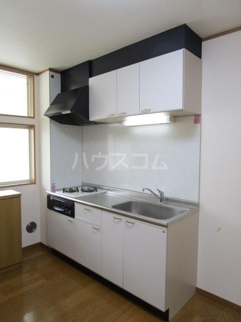 ベーネ1 203号室のキッチン