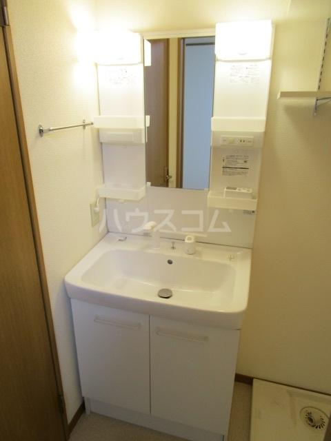 ベーネ1 203号室の洗面所