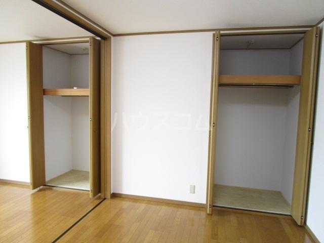 ベーネ1 203号室の収納