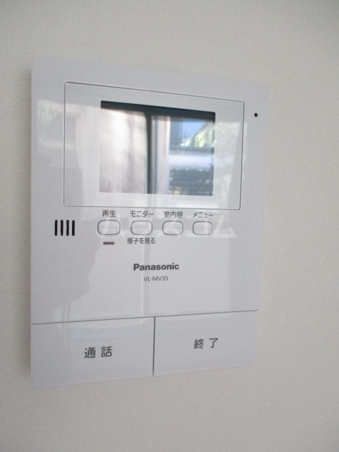 ハーミットクラブハウス鶴ヶ峰D 104号室のセキュリティ