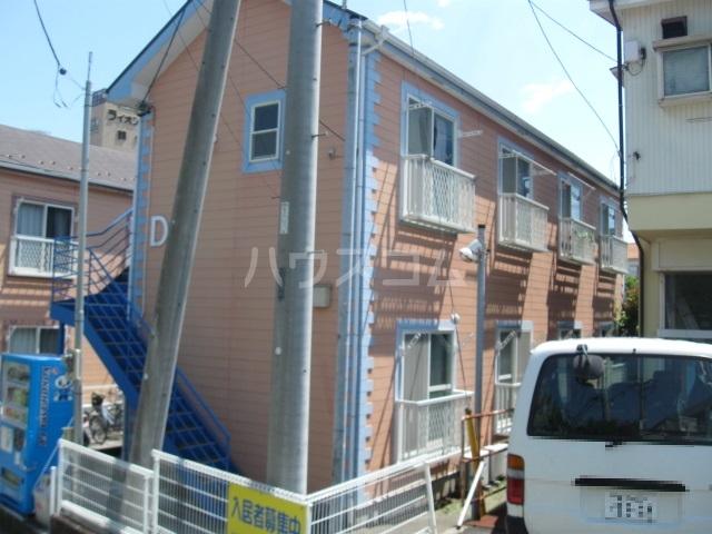 ハーミットクラブハウス鶴ヶ峰D外観写真