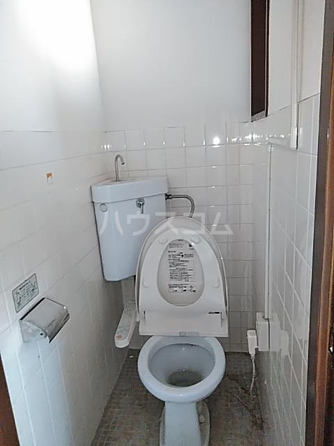 田辺マンション鶴間 305号室のトイレ
