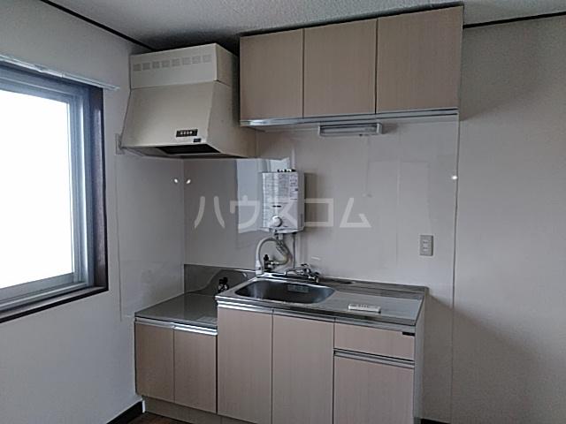 田辺マンション鶴間 305号室のキッチン