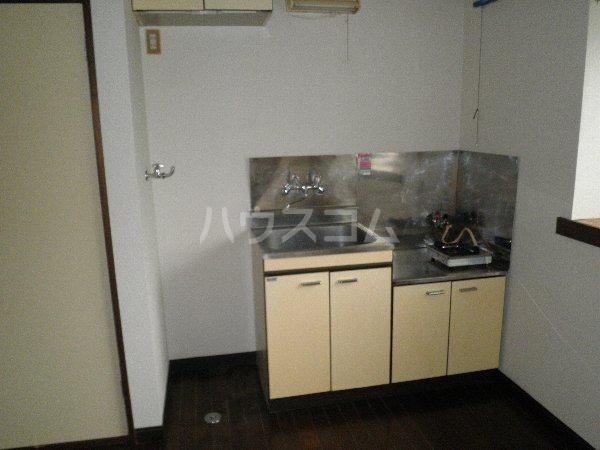 安藤荘 202号室の設備