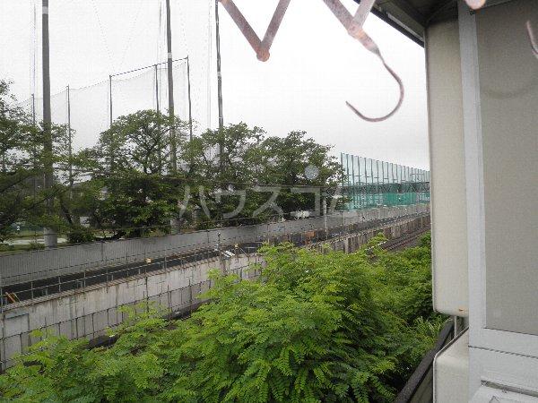 安藤荘 202号室の景色
