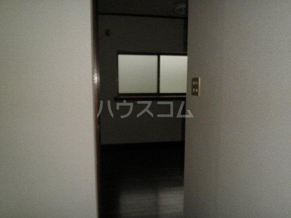 安藤荘 202号室のベッドルーム