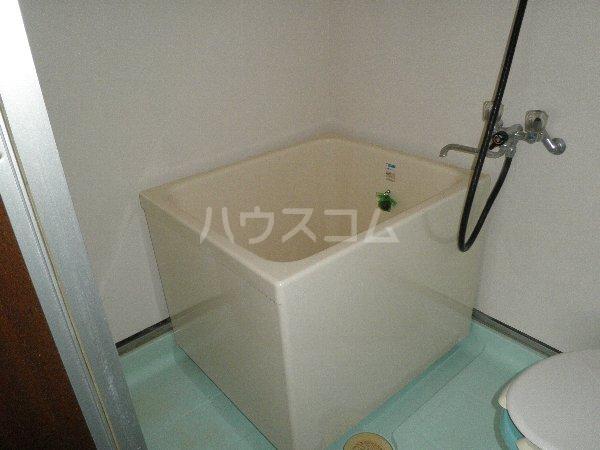 安藤荘 202号室の風呂