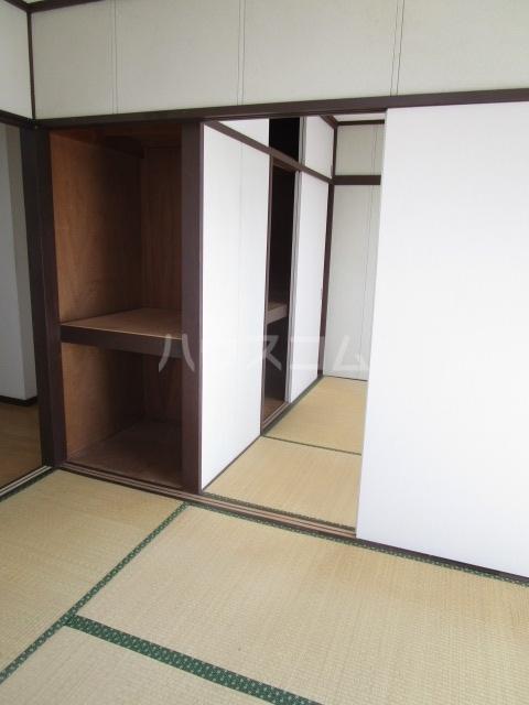 大浦コーポ 301号室の収納