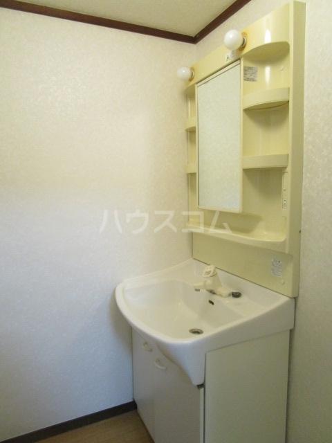大浦コーポ 301号室の洗面所