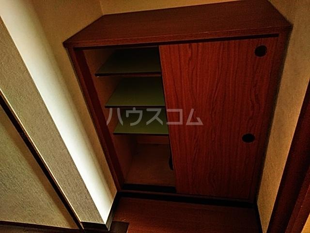 吉浜マンション 302号室の収納