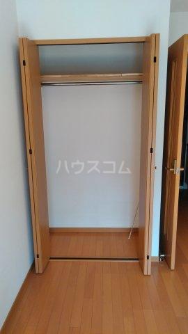 フォルジュロン 108号室の収納