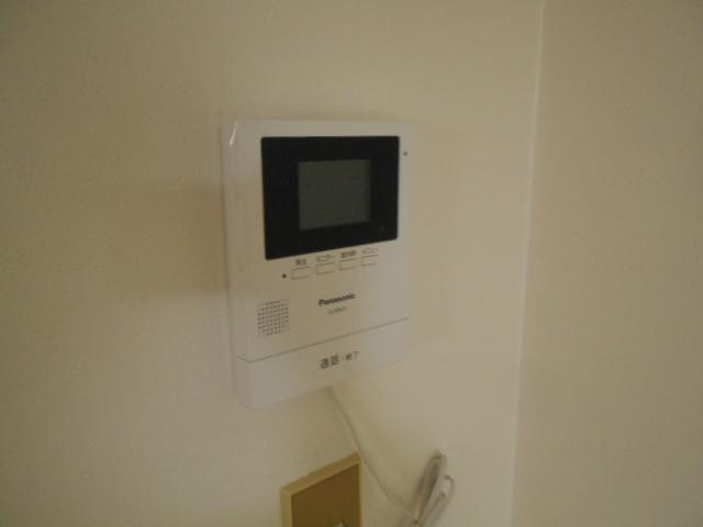 イーグルハイツ百草園 2-D号室のセキュリティ