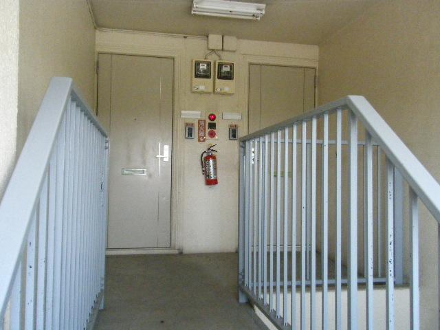 イーグルハイツ百草園 3-B号室のロビー