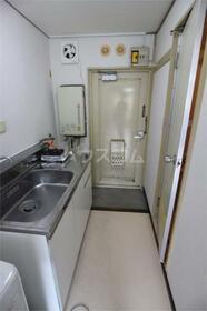 スチューデントパレス多摩センター 108号室のキッチン