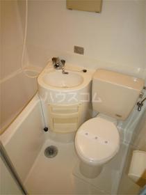 スチューデントパレス多摩センター 108号室の風呂