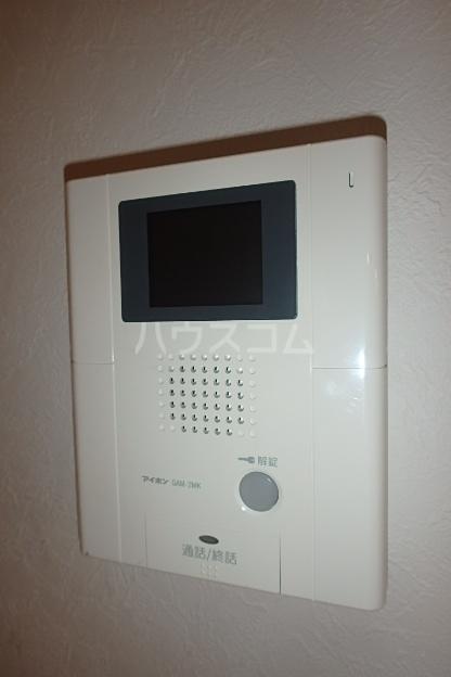 クレアール 201号室のセキュリティ