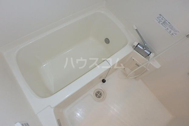 クレアール 201号室の風呂