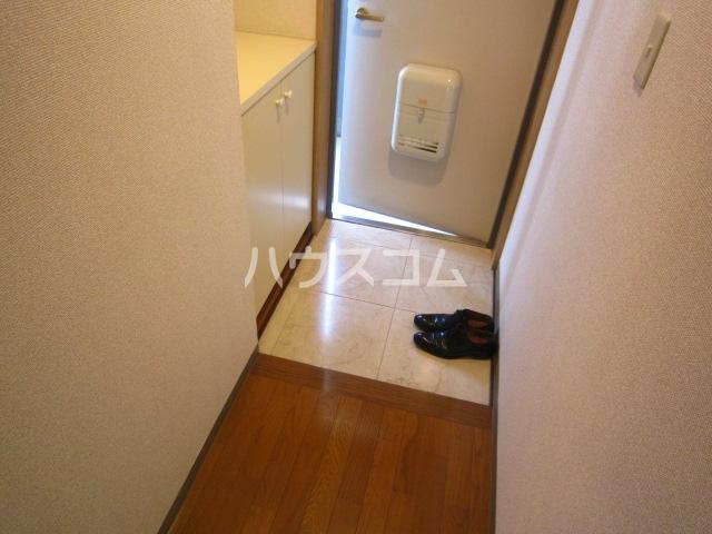 グレースコート富浜 306号室の玄関