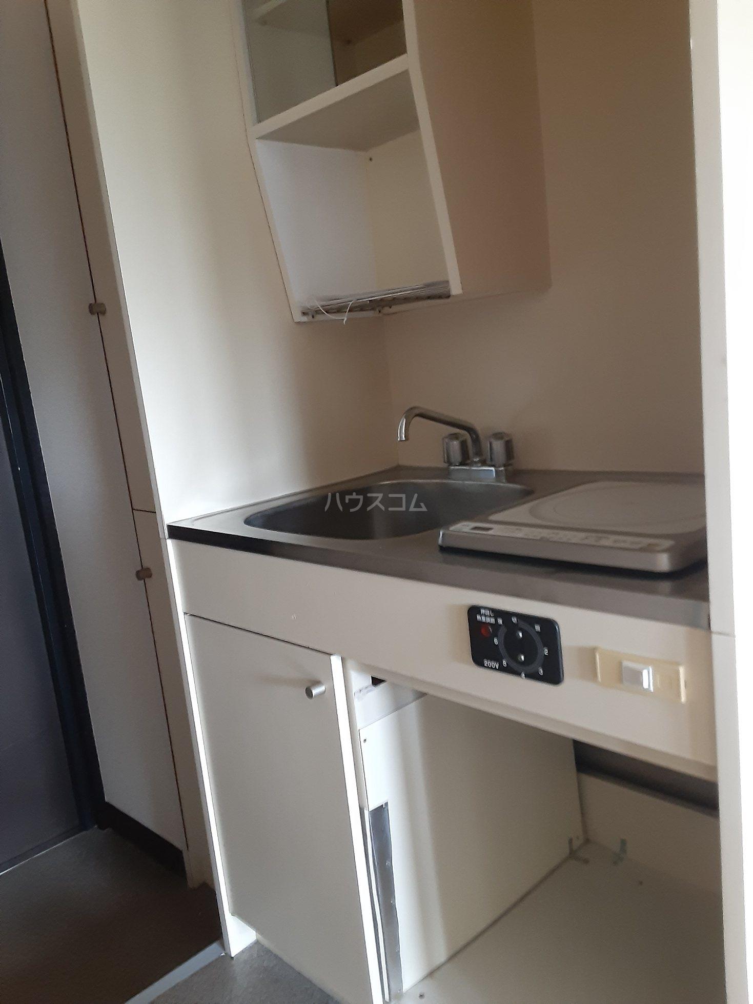 CKすずかけ台 526号室のキッチン
