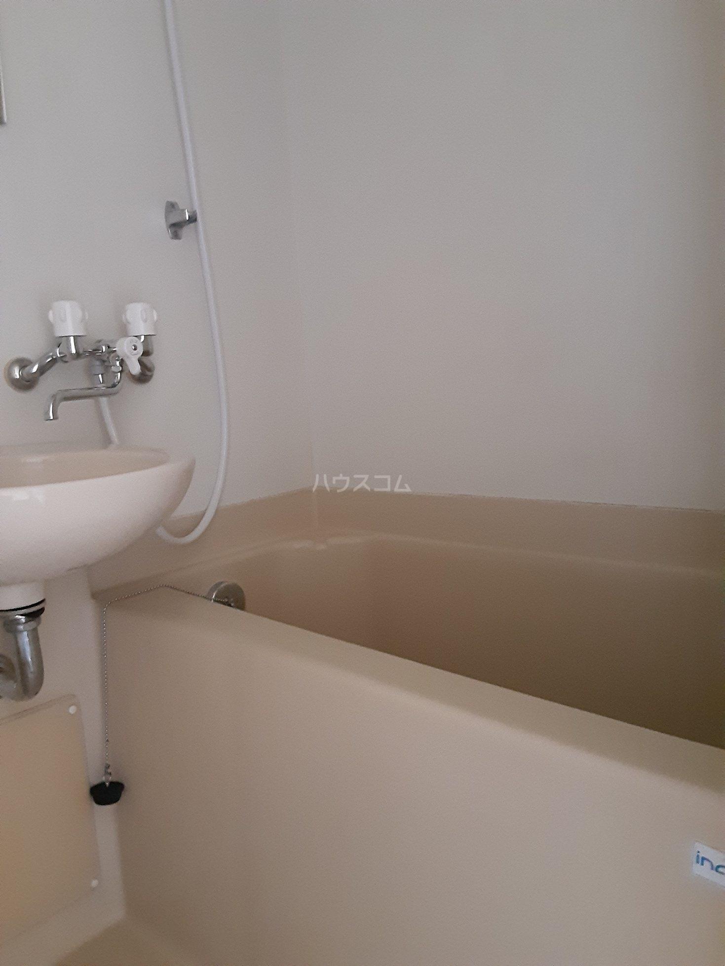 CKすずかけ台 526号室の風呂