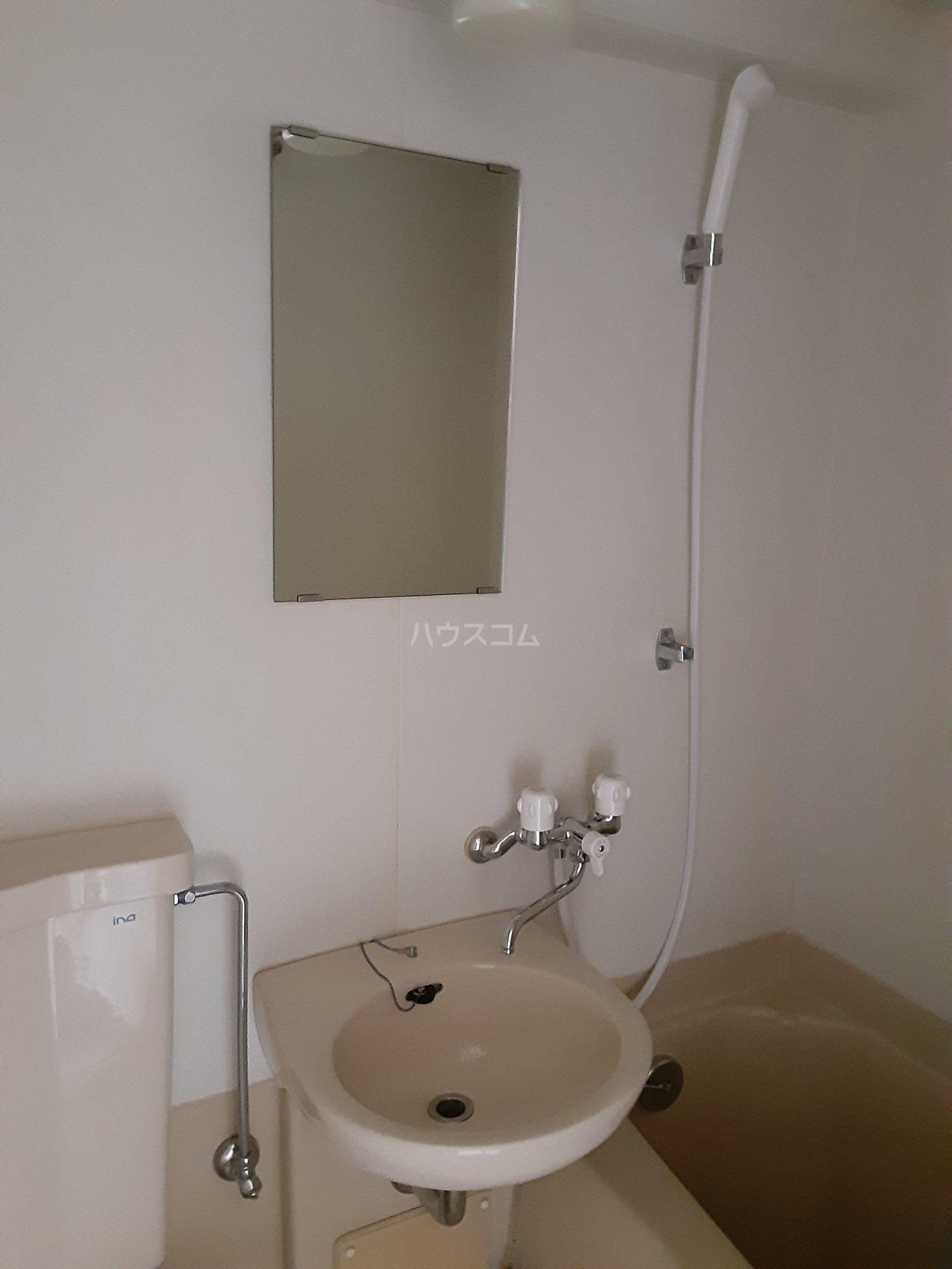 CKすずかけ台 526号室の洗面所