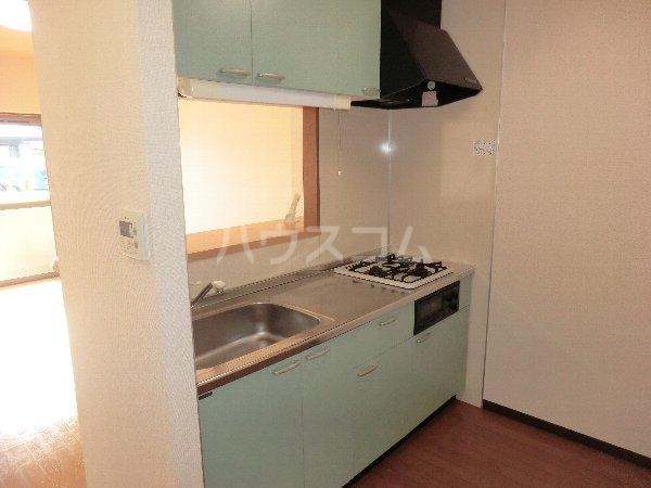 サンシャイン大留 301号室のキッチン