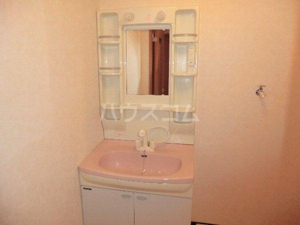 サンシャイン大留 301号室の洗面所