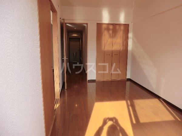 サンシャイン大留 301号室の玄関