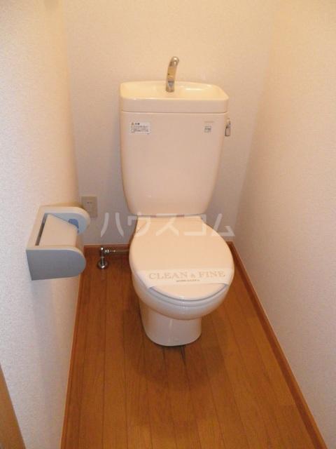 シャルマン壱番館のトイレ