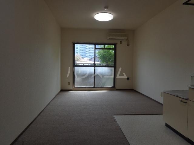 コーポアンビシャス 106号室のリビング