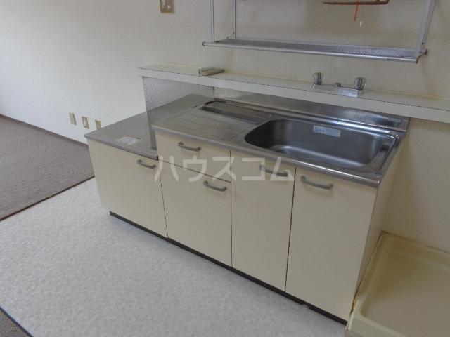 コーポアンビシャス 106号室のキッチン