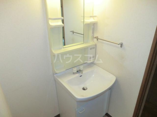 スカイコートあけぼの 103号室の洗面所