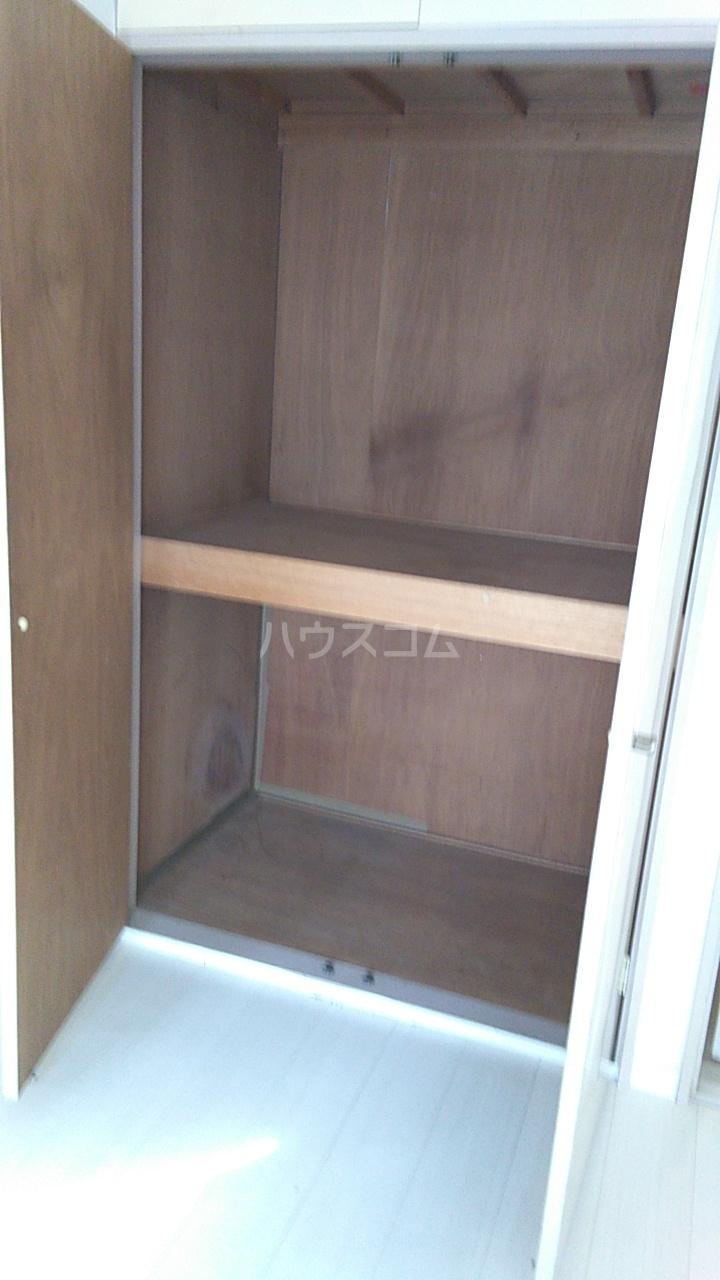 ベルトピア熊谷10 105号室の収納
