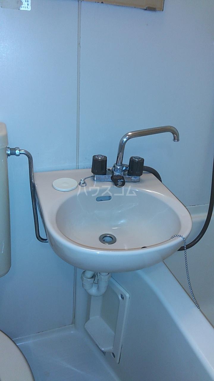 ベルトピア熊谷10 105号室の洗面所