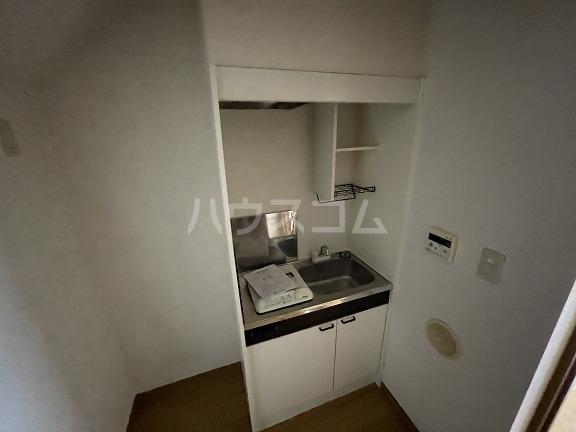 エーデルハイム2 103号室のキッチン