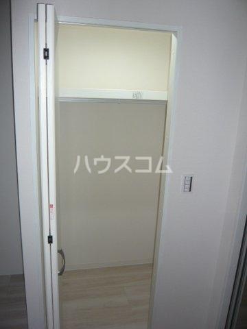 ブランセ用賀 207号室の収納