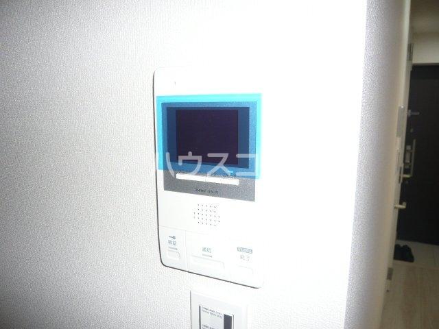 ブランセ用賀 207号室のセキュリティ