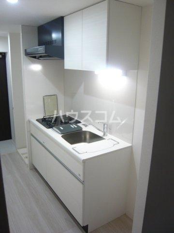 ブランセ用賀 207号室のキッチン