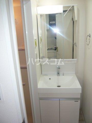 ブランセ用賀 207号室の洗面所