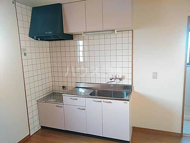 メゾンクレールⅡのキッチン