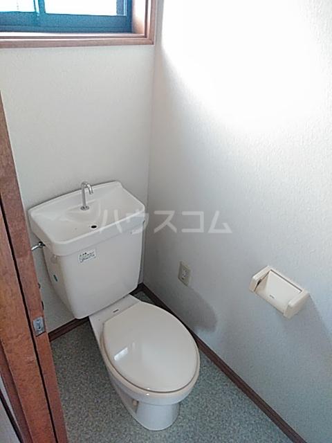 メゾンクレールⅡのトイレ