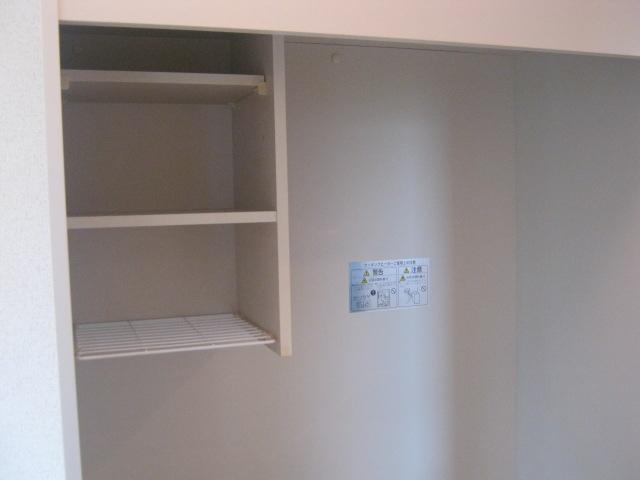 ヴィラファイン 102号室の収納