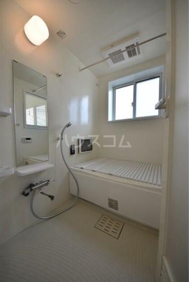グランエッグス洗足池 11号室の風呂