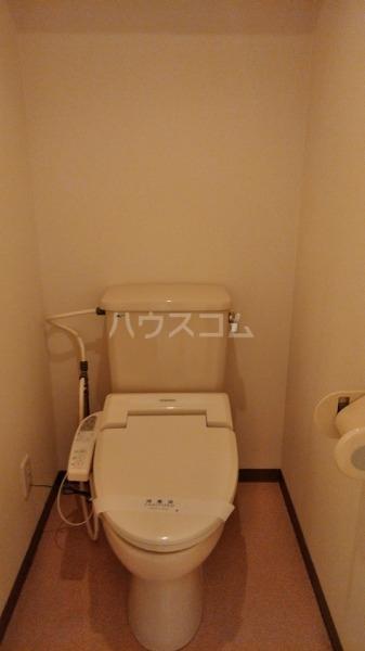 サクラパークホームズ 202号室のトイレ