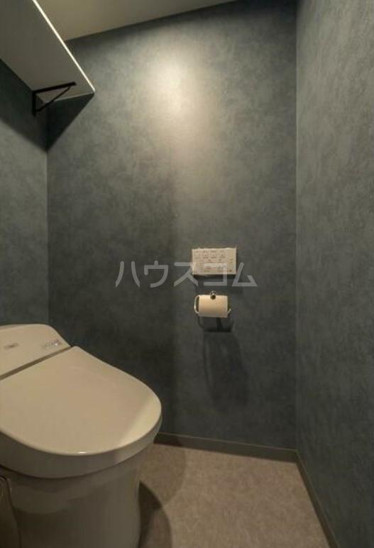 グエル・サカエ赤堤 202号室のトイレ