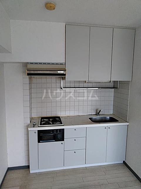 ウイングコート洗足 303号室のキッチン